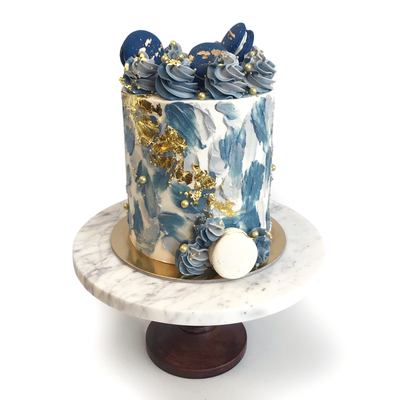 Luxe Cake - masculine no flowers1