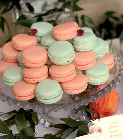 evening event4 macarons