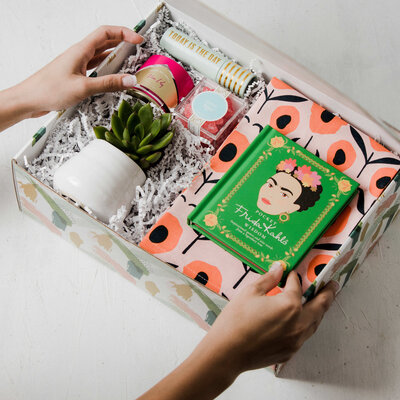 make her day succulent gift box