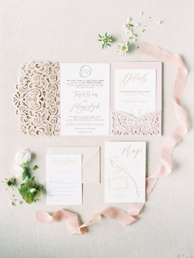 pirouettepaper.com | Wedding Stationery and Invitations | Pirouette Paper Company | Jordan Galindo Photography _