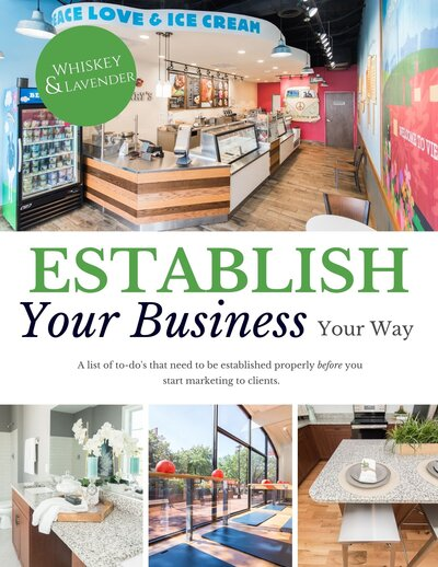 establish a business