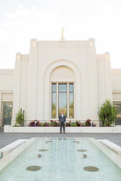 FAVORITESBrett and Natalie Tucson LDS Temple Wedding 0825