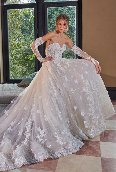 Amalia Carrara Wedding Dress 2