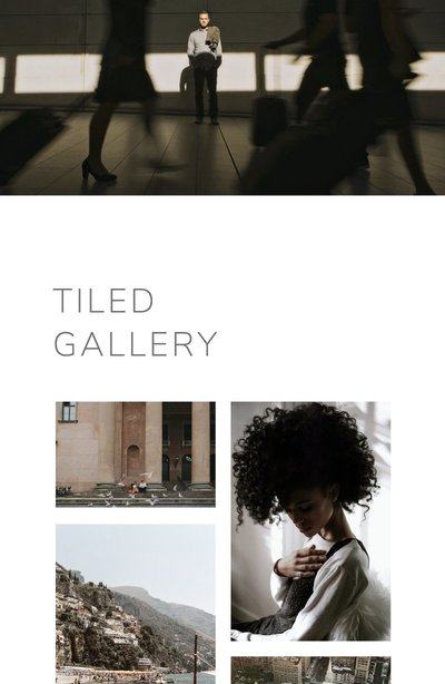 Moscow Mule Mobile Tiled Gallery