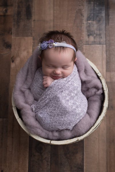 Newborn Photography in Pennsylvania
