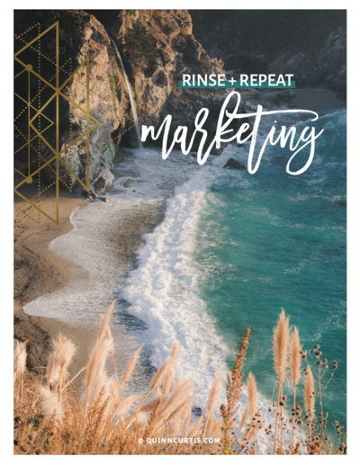rinse repeat marketing cover
