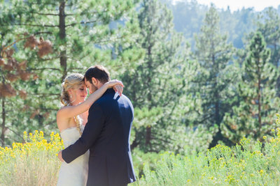 Mountain Wedding | Wrightwood Wedding D&T-4