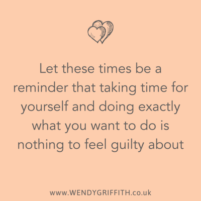 Wendy Griffith Quote