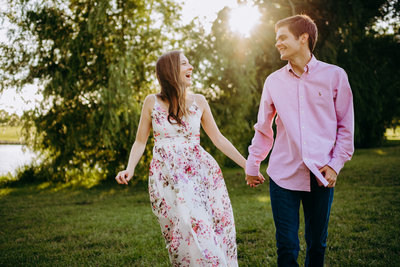 Kristie Lea Photography Wedding Engagement Portrait Virginia Colorful Enchanted Magical16