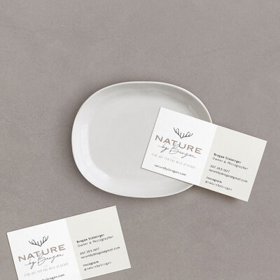 nature-by-brogan-business-card-design