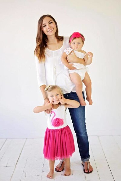 Family Portraits in Studio