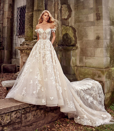 Amalia Carrara Wedding Dress 1