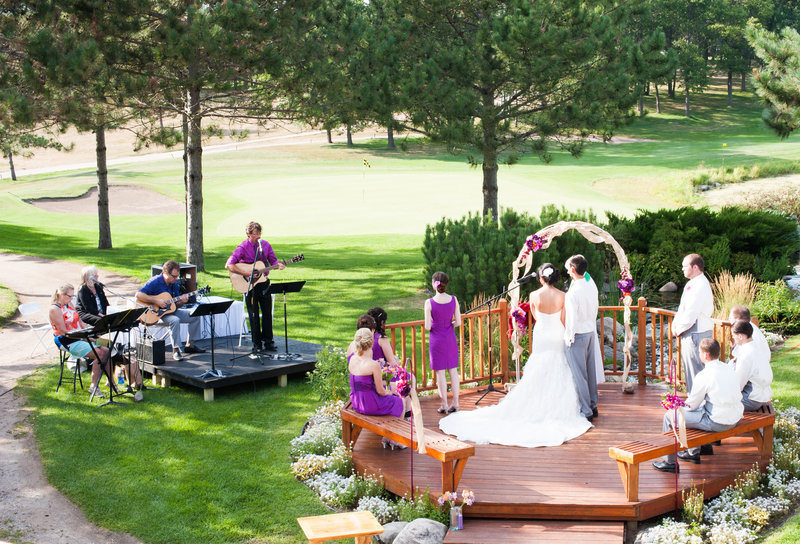 Thumper Pond Wedding Venue Ottertail MN Kris Kandel Photographer (14)