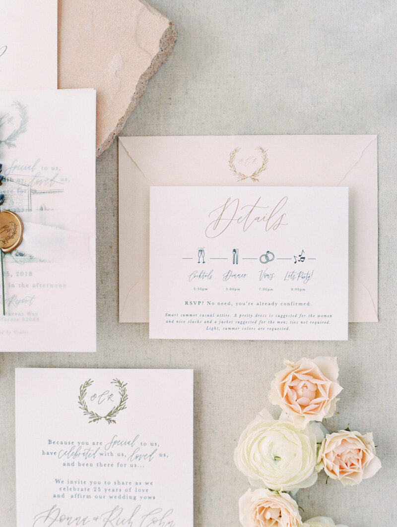 pirouettepaper.com | Wedding Stationery, Signage and Invitations | Pirouette Paper Company | Invitations | Jordan Galindo Photography _ (47)