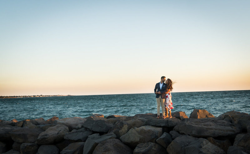 St.Kilda Beach Engagement