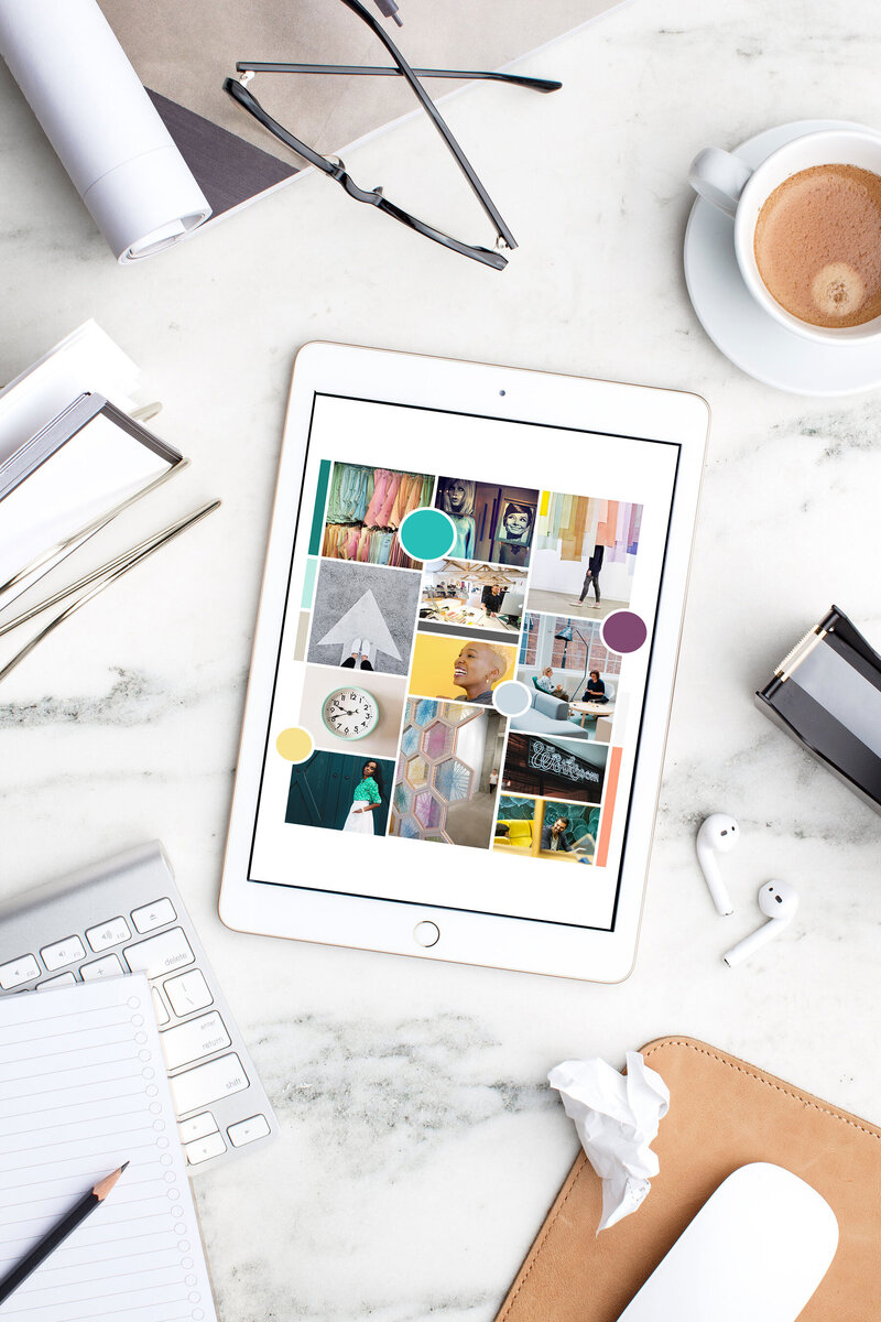 Moodboard-Mockup-Talent-Collective