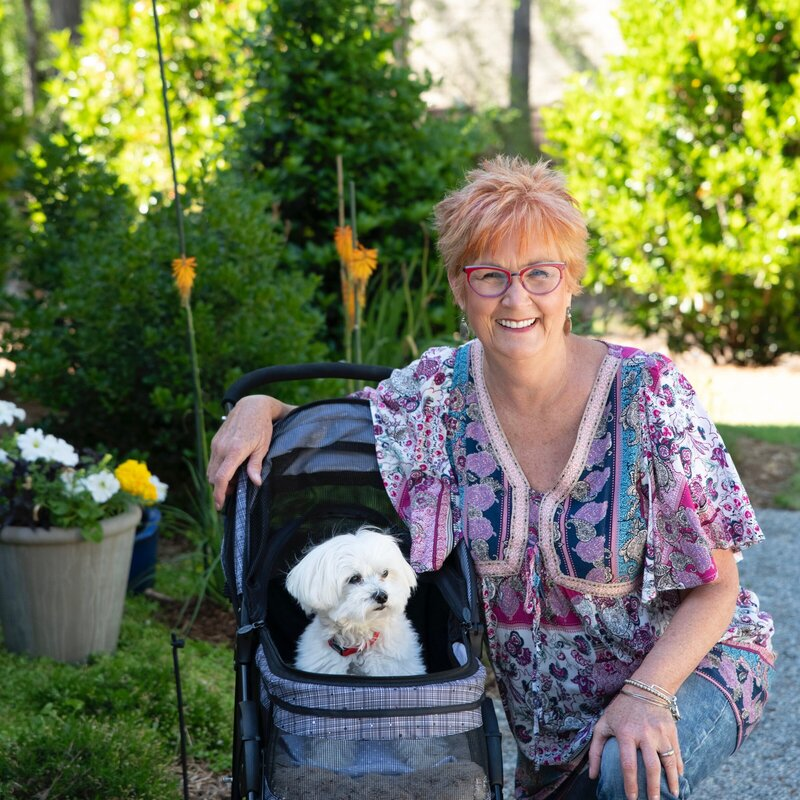 Positively Jane is a women's lifestyle blogger and an over 60 blogger for women. Women's Blog. Robin Bish 171 (1)