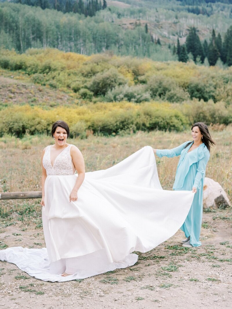 Joyful and Playful Wedding in Crested Butte_0004