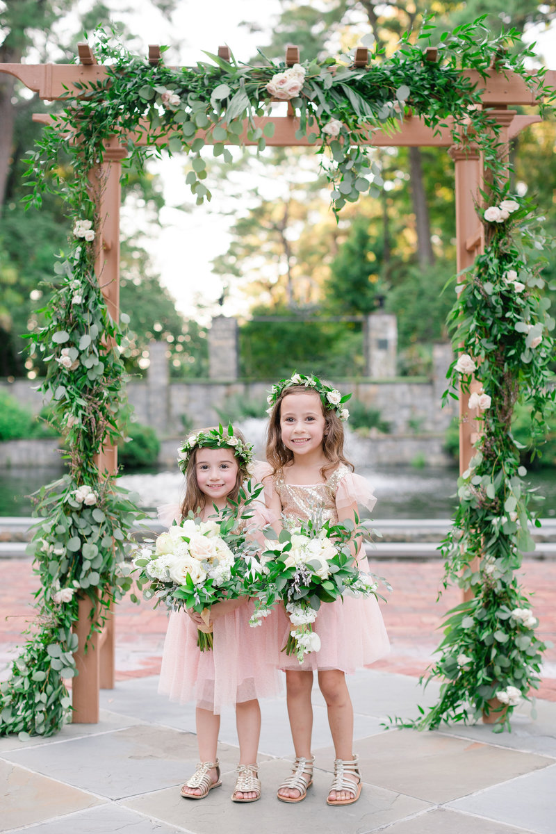 Norfolk Botanical Gardens wedding Luke & Ashley Photography
