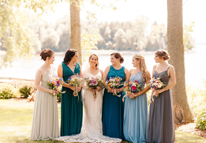 A Rustic Inspired Wedding at Ferry Watch (114 of 273)