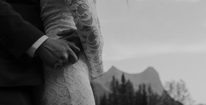 Alberta Elopement and Wedding Photographer