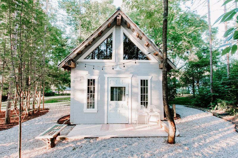 treehouse + cabin retreat