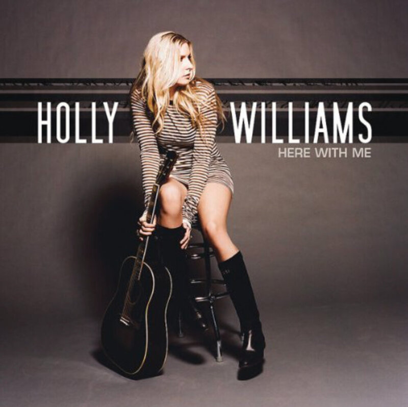 holly williams here with me album