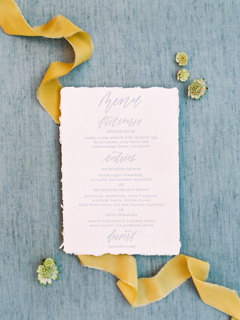 pirouettepaper.com | Wedding Stationery, Signage and Invitations | Pirouette Paper Company | Menus + Programs 54