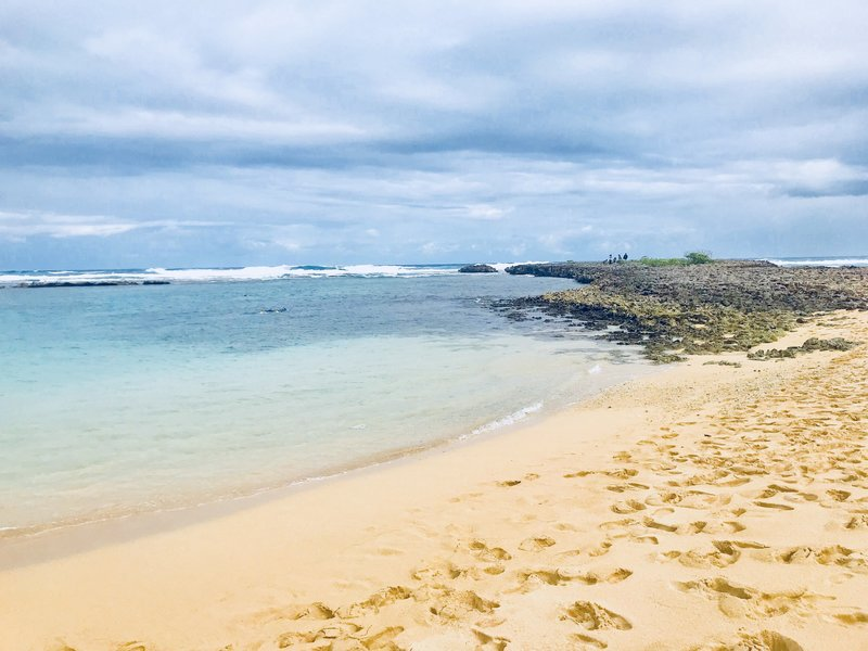 Oahu beach wedding venues - Kuilima Cove  at Turtle Bay