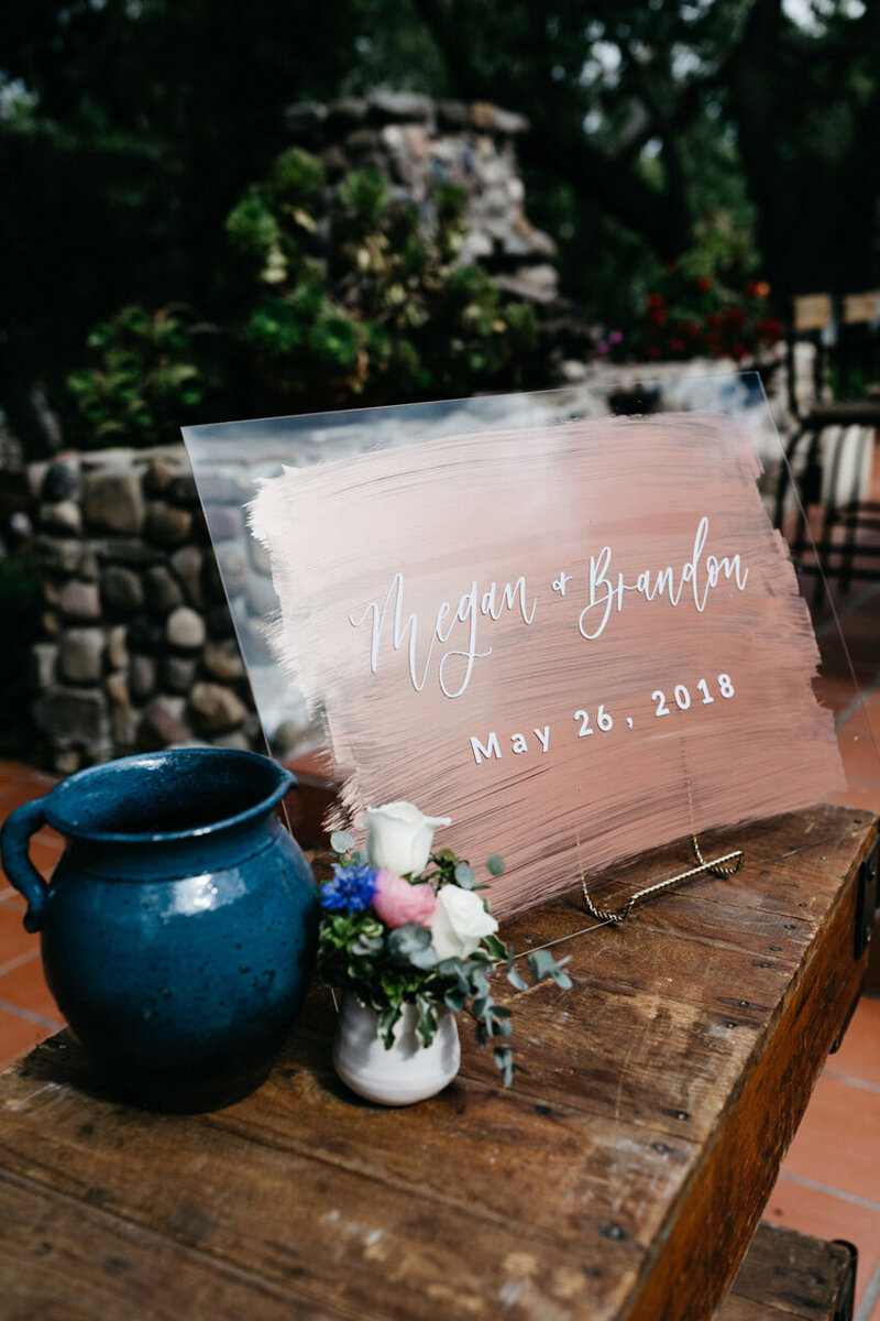 pirouettepaper.com | Wedding Stationery, Signage and Invitations | Pirouette Paper Company | Welcome + Unplugged Signs 14