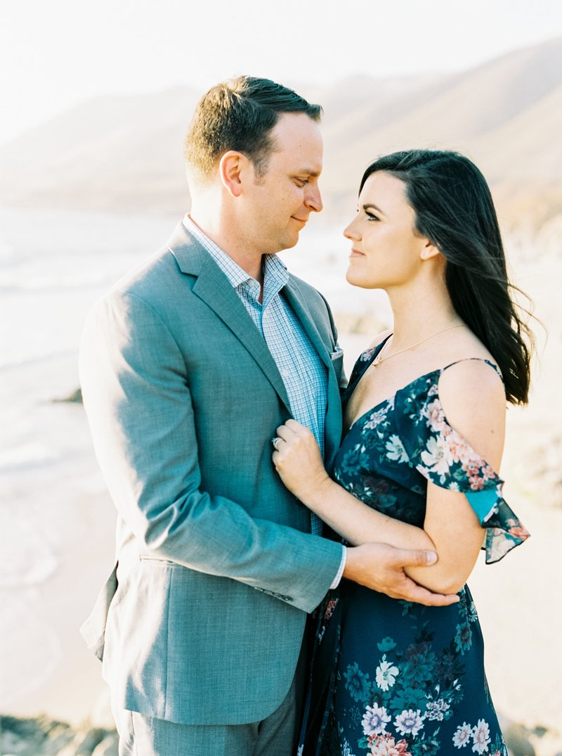 Big Sur Engagement Photos-8