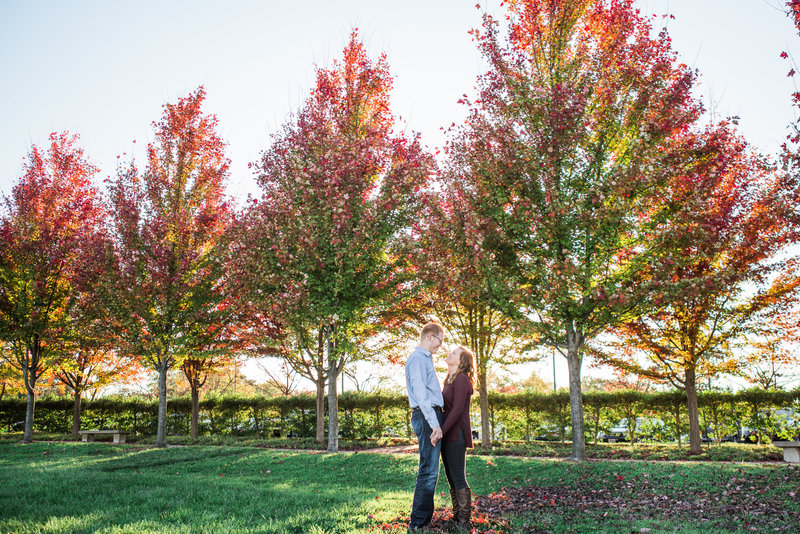 Britt & Corey Engaged - Kristina Cipolla Photography-12