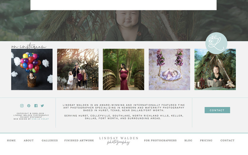 Handcrafting Heartfelt Brand & Website Designs for Female Creatives |  Showit | Showit Templates | by Viva la Violet | Lindsay Walden Photography
