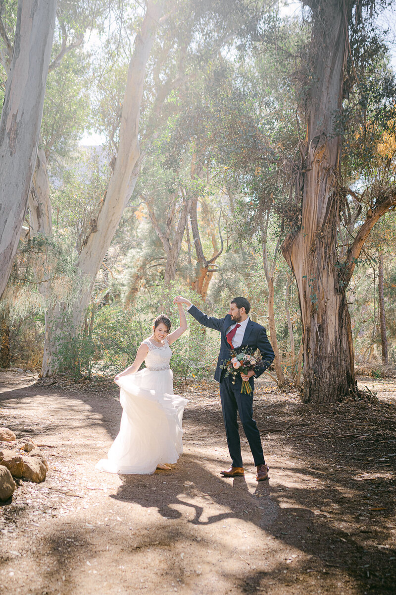 Boyce Thompson Arboretum Wedding - Robbie And Jen - Phoenix Wedding Photographer - Atlas Rose Photography AZ15