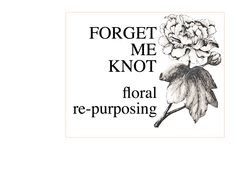 LOGO Image Forget Me knot March 8 event