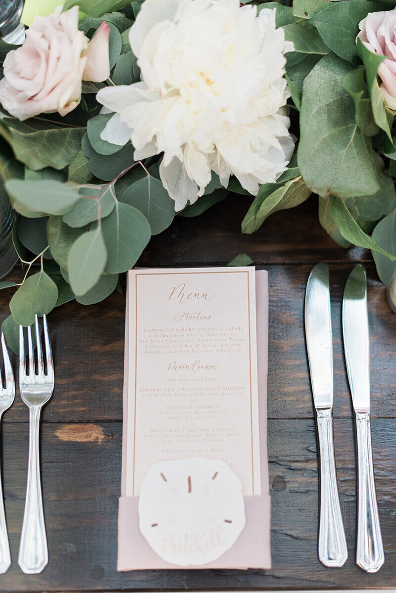 pirouettepaper.com | Wedding Stationery, Signage and Invitations | Pirouette Paper Company | Menus + Programs 14