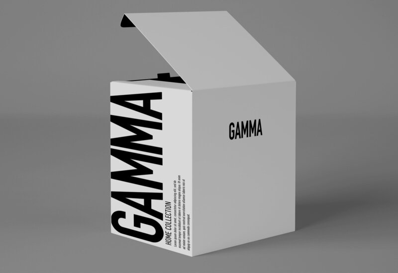 Gamma Candle Box His Final