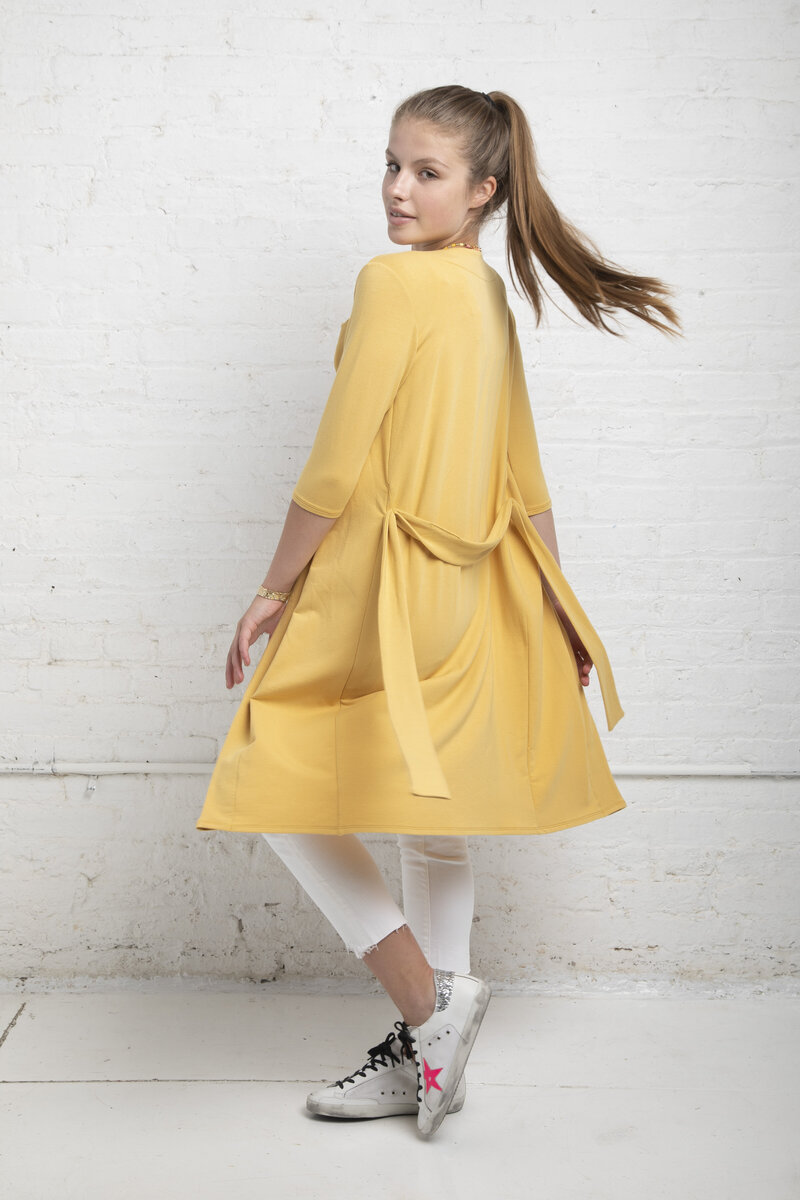 The Lizzie Duster Golden 03