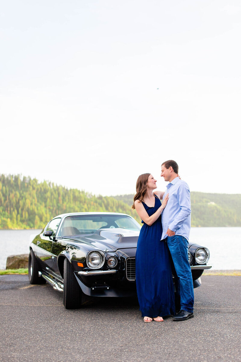 Emma Turgeon Engagement Photography
