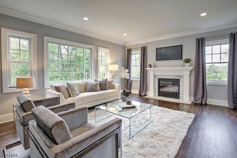 129 kitchell road Morristown, nJ home staging by Simplicity Design Service
