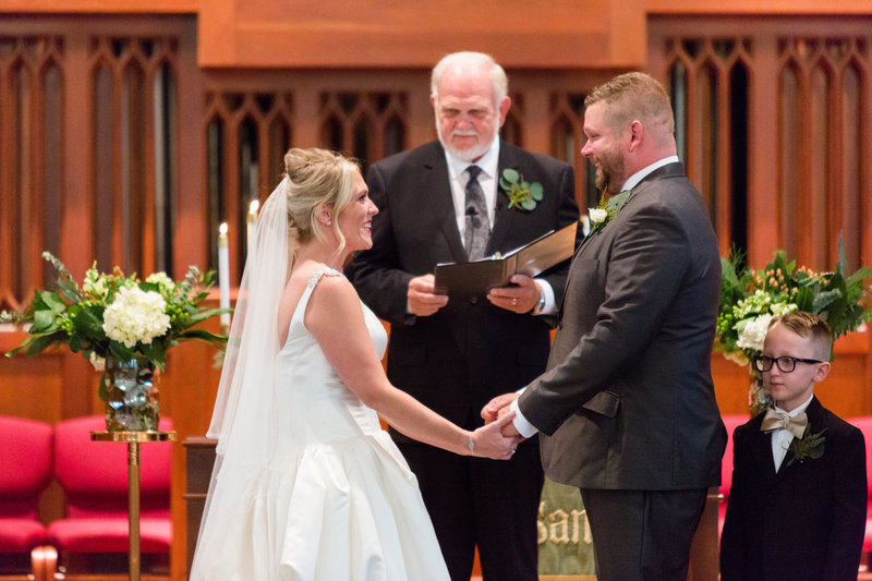 Doug and Mallory Ceremony-Samantha Laffoon Photography-118