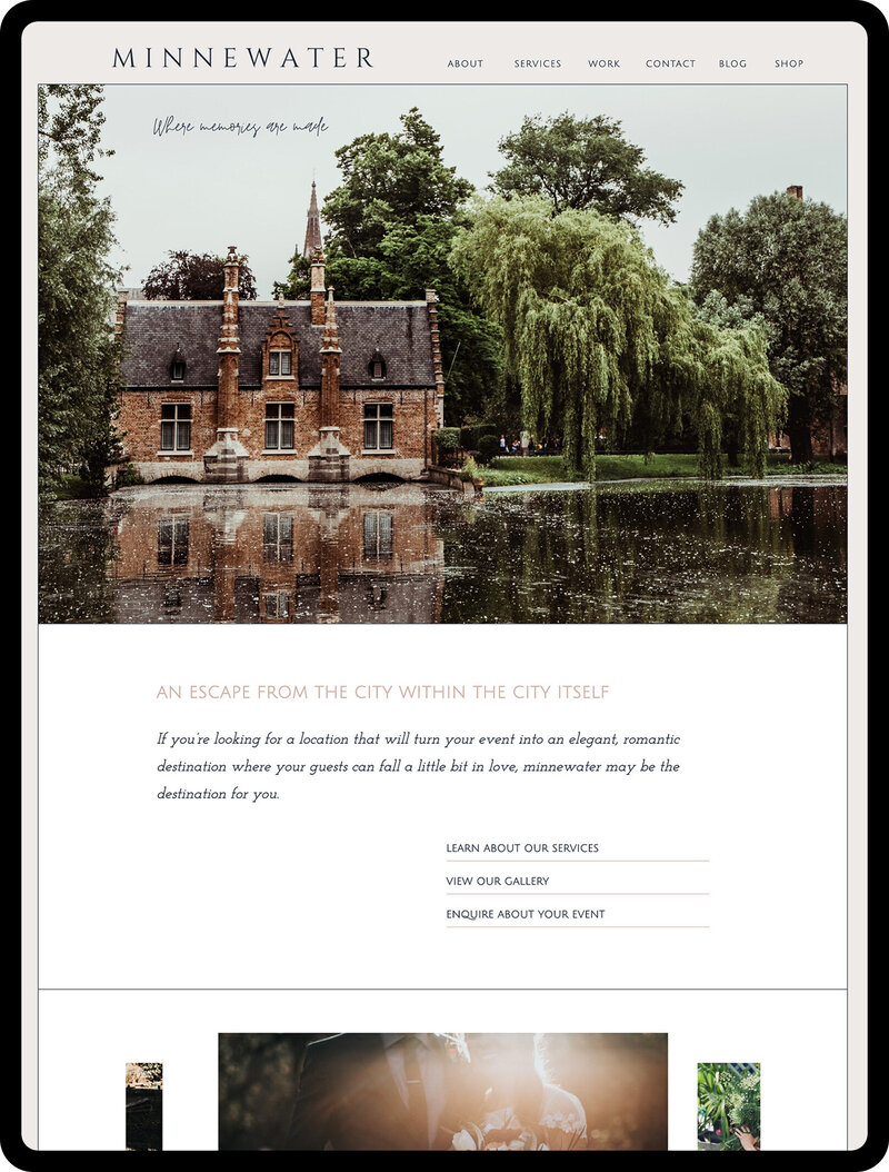 Minnewater-Bruges-IPad