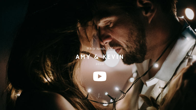 white sands nm adventure elopement