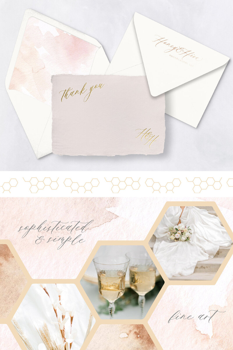 pirouettepaper.com | Logo Design + Branding | Pirouette Paper Company | Honey and Hive Fine Art Wedding Photography in Orange County, CA 04