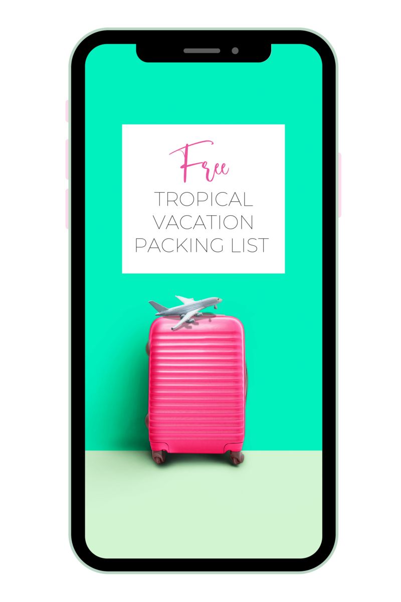 Packing List Freebie pic-2