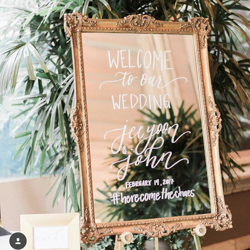 pirouettepaper.com | Wedding Stationery, Signage and Invitations | Pirouette Paper Company | Welcome + Unplugged Signs 02
