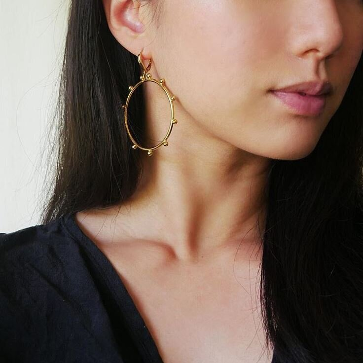 LIBERTE EARRING STYLE ONE AVENUE