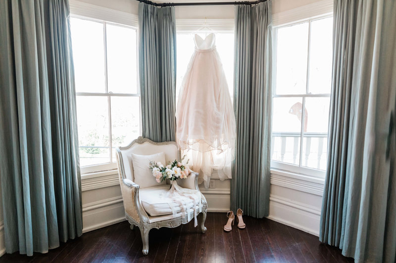 Lauren and Jacob's intimate wedding in Downtown Savannah