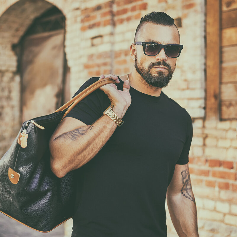 GPS-personal-styling-custom-leather-bag-black-t-shirt