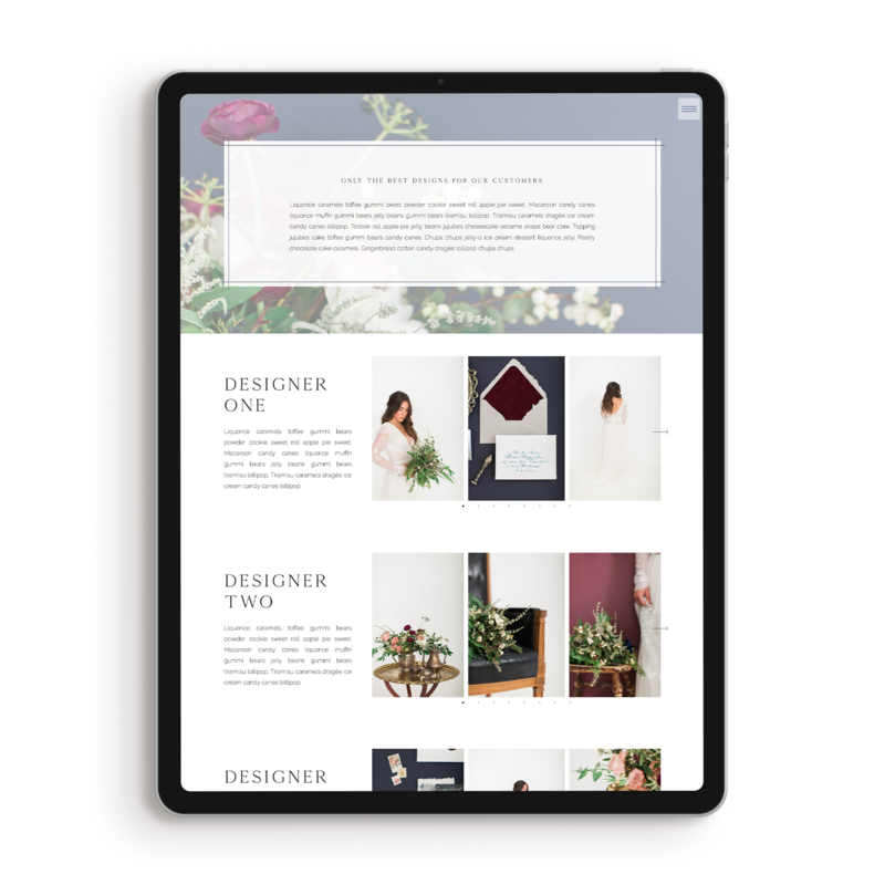arabella-showit-designer-showcase-template